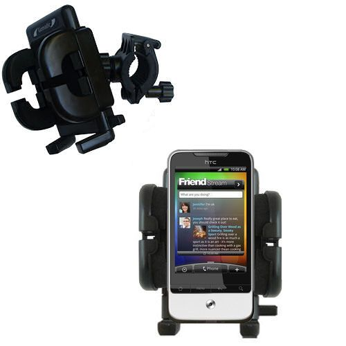 Handlebar Holder compatible with the HTC Legend