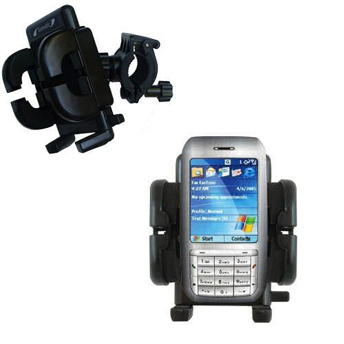 Handlebar Holder compatible with the HTC Libra
