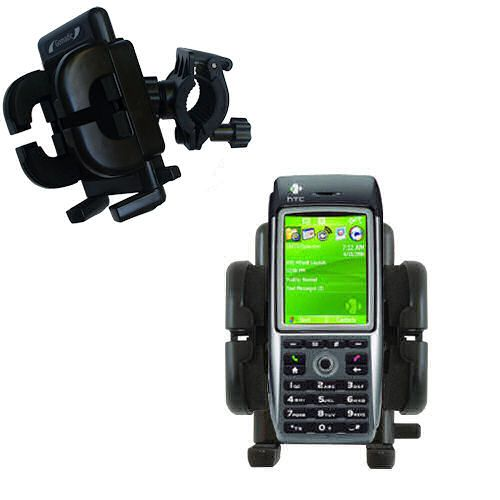 Handlebar Holder compatible with the HTC MTeoR