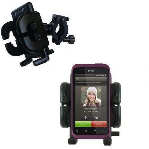 Handlebar Holder compatible with the HTC Rhyme