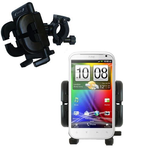 Handlebar Holder compatible with the HTC Runnymede
