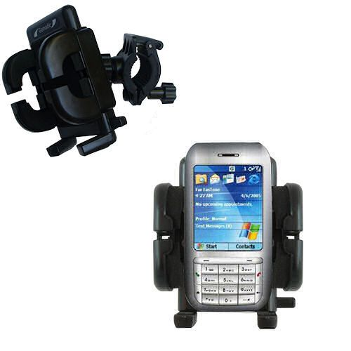 Handlebar Holder compatible with the HTC S710
