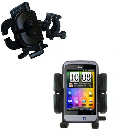 Handlebar Holder compatible with the HTC Salsa
