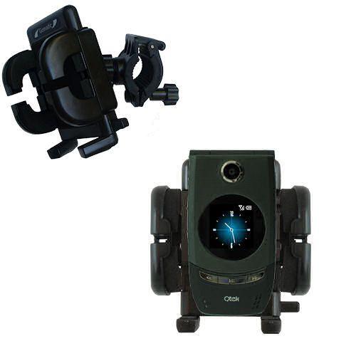 Handlebar Holder compatible with the HTC StarTrek / Star Trek