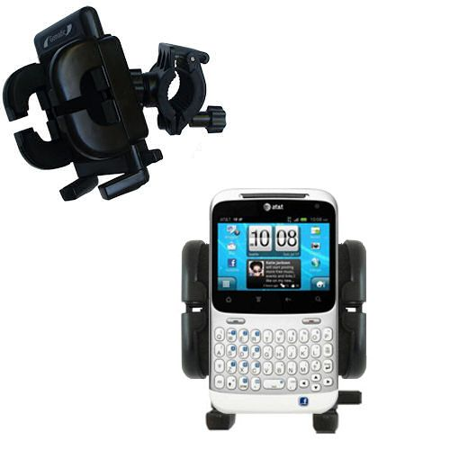 Handlebar Holder compatible with the HTC Status