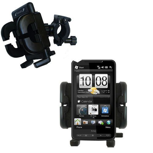 Handlebar Holder compatible with the HTC Supersonic