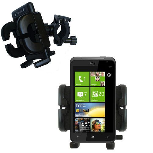 Handlebar Holder compatible with the HTC Titan