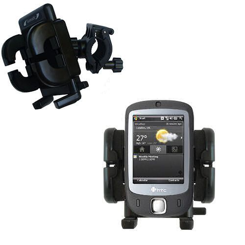 Handlebar Holder compatible with the HTC Touch
