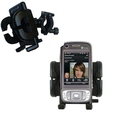 Handlebar Holder compatible with the HTC TyTN II
