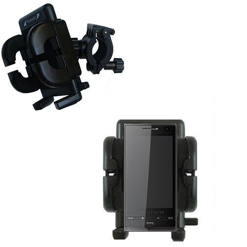 Handlebar Holder compatible with the HTC Warhawk