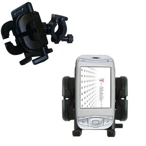 Handlebar Holder compatible with the HTC Wizard