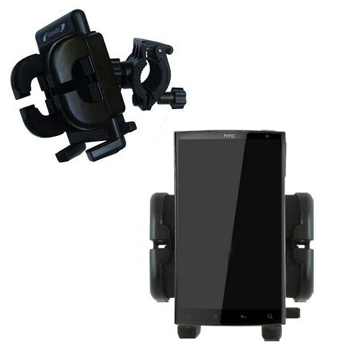 Handlebar Holder compatible with the HTC Zeta
