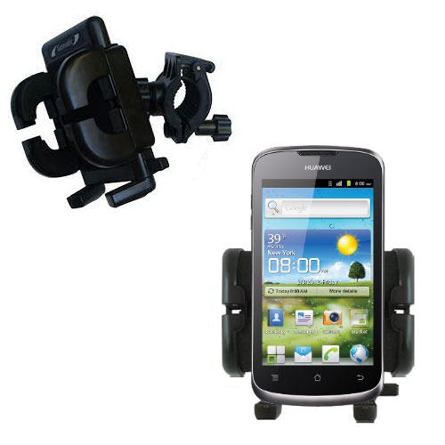 Handlebar Holder compatible with the Huawei U8815