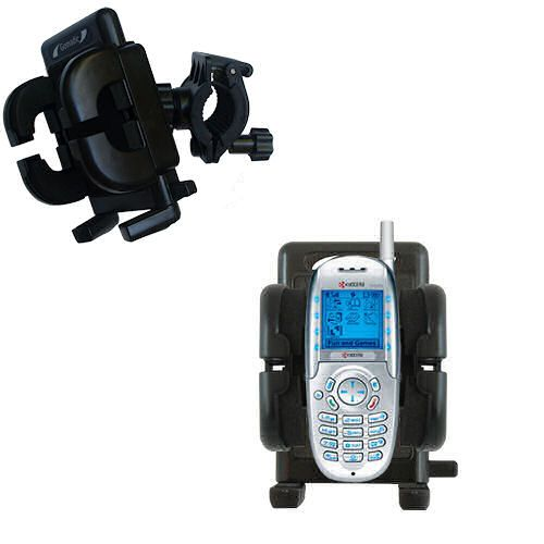 Handlebar Holder compatible with the Kyocera 3225