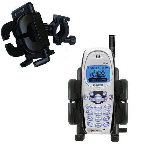 Handlebar Holder compatible with the Kyocera KWC 2235