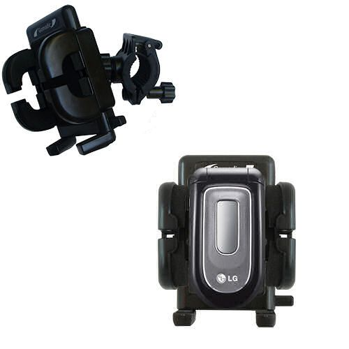 Handlebar Holder compatible with the LG 3450