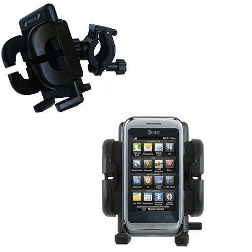 Handlebar Holder compatible with the LG Arena