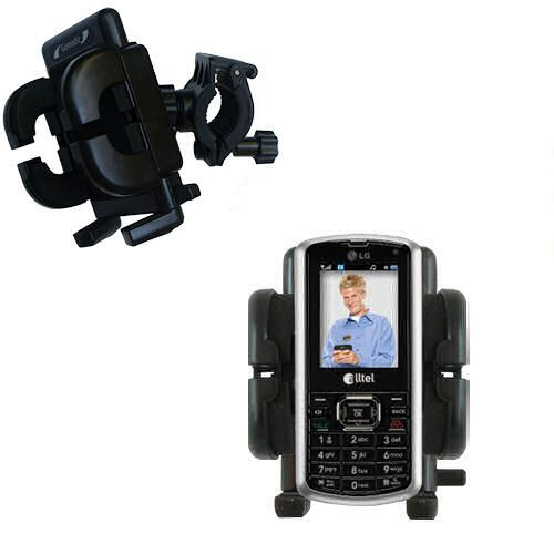 Handlebar Holder compatible with the LG AX265