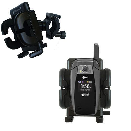Handlebar Holder compatible with the LG AX355