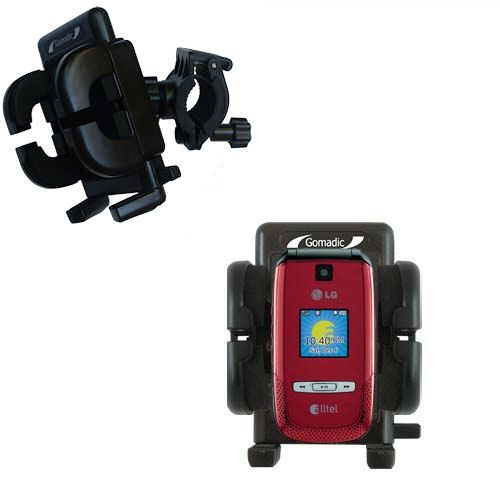 Handlebar Holder compatible with the LG AX500