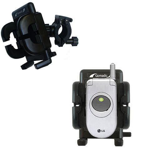 Handlebar Holder compatible with the LG C1300i 1300