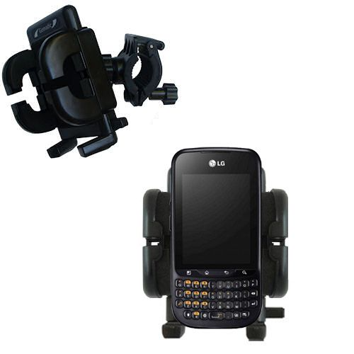Handlebar Holder compatible with the LG C660