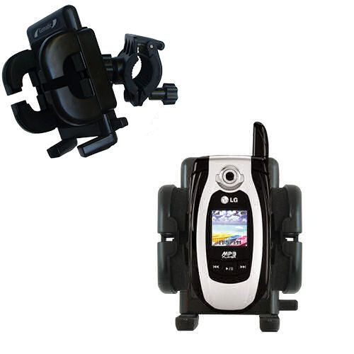 Handlebar Holder compatible with the LG CE 500