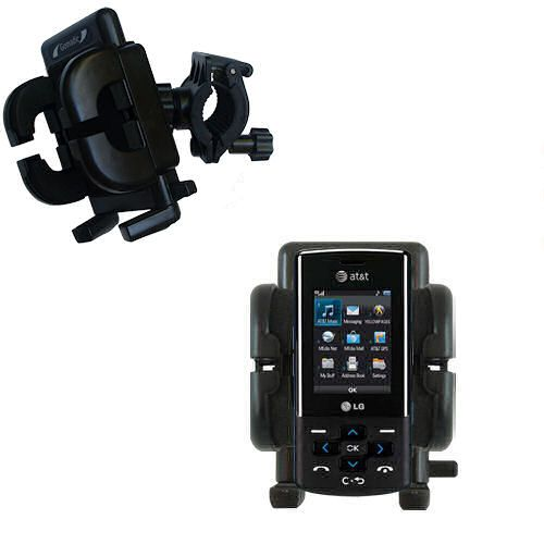 Handlebar Holder compatible with the LG CF360