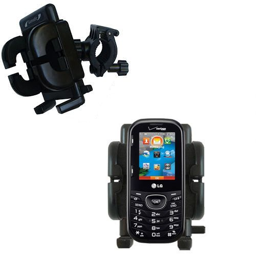 Handlebar Holder compatible with the LG Cosmos 2