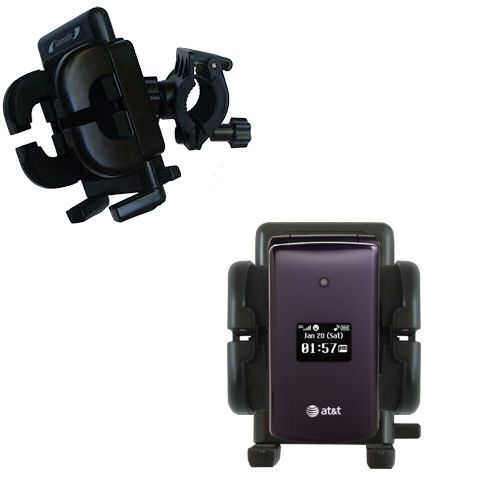 Handlebar Holder compatible with the LG CU515
