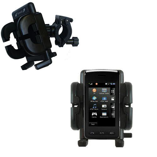 Handlebar Holder compatible with the LG DARE