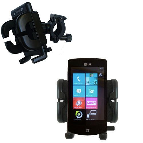Handlebar Holder compatible with the LG E900h