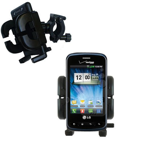 Handlebar Holder compatible with the LG Enlighten