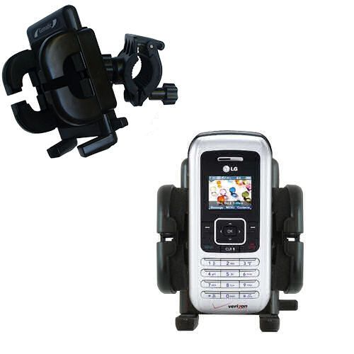 Handlebar Holder compatible with the LG EnV