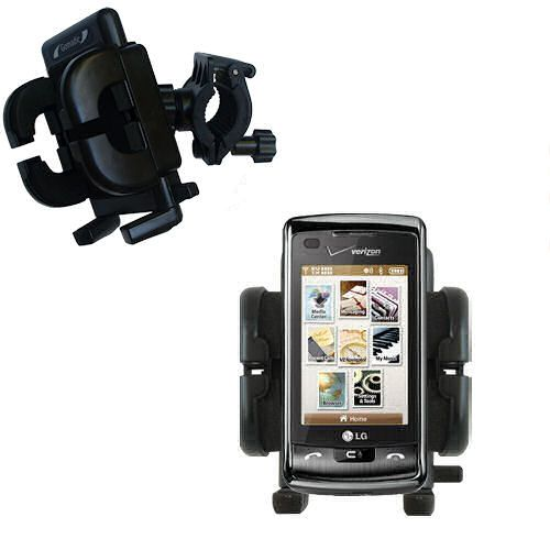 Handlebar Holder compatible with the LG enV Touch
