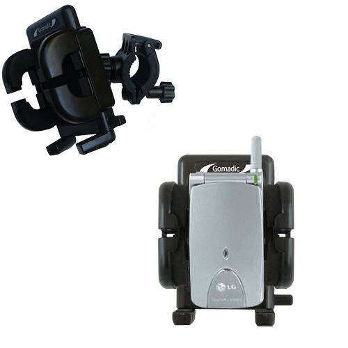 Handlebar Holder compatible with the LG G4010