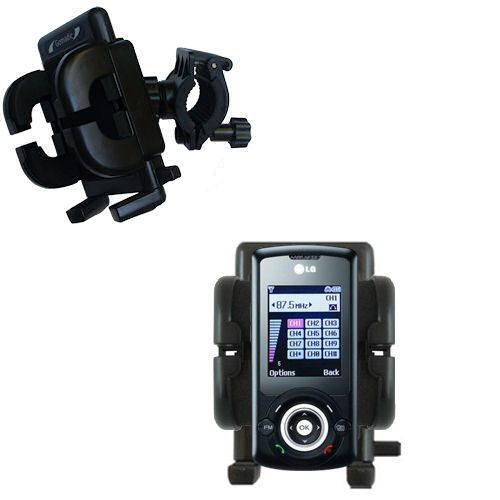 Handlebar Holder compatible with the LG GB130