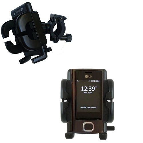 Handlebar Holder compatible with the LG GD550