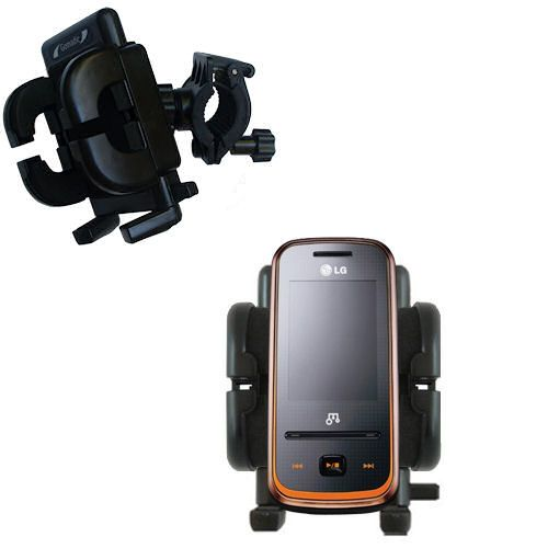 Handlebar Holder compatible with the LG GM310