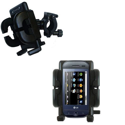 Handlebar Holder compatible with the LG InTouch Max