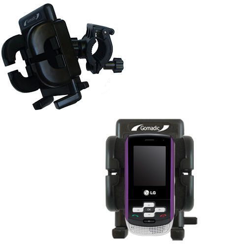Handlebar Holder compatible with the LG KP265