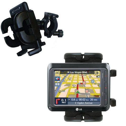 Handlebar Holder compatible with the LG LN740