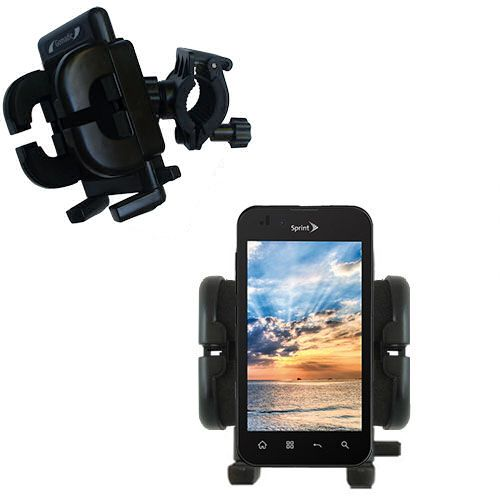 Handlebar Holder compatible with the LG Marquee