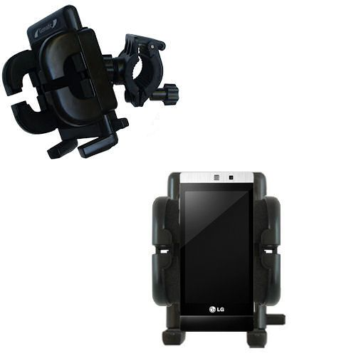 Handlebar Holder compatible with the LG Mini