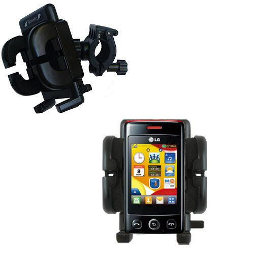 Handlebar Holder compatible with the LG T300