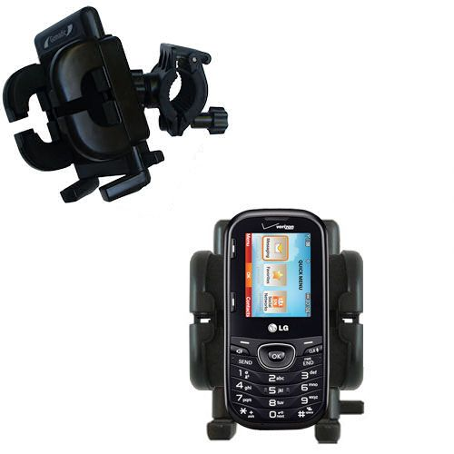 Handlebar Holder compatible with the LG UN251
