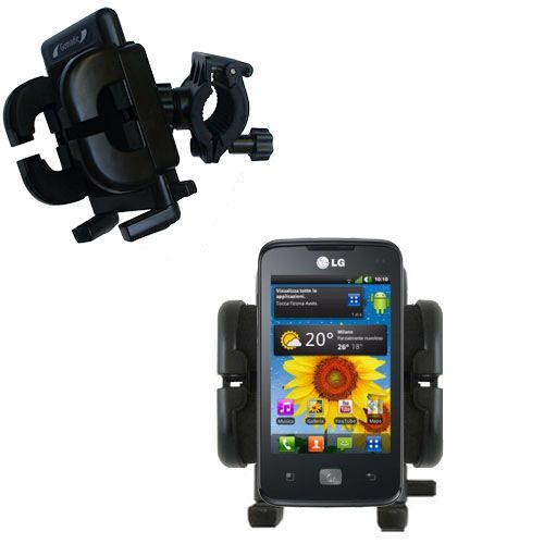 Handlebar Holder compatible with the LG Univa