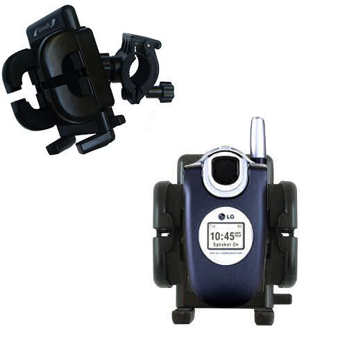 Handlebar Holder compatible with the LG UX4750