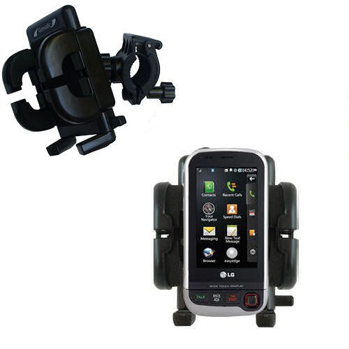 Handlebar Holder compatible with the LG UX840