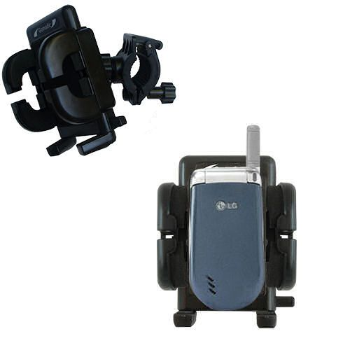 Handlebar Holder compatible with the LG VX3200